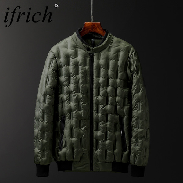 2018 Soft Fabric Winter Men's Jacket Thickening Casual Cotton Jackets Winter Mid-Long Parka Men Brand Clothes Fashion Coats 3XL
