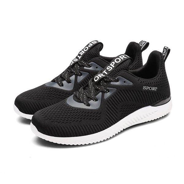2018 Men Shoes Summer Sneakers Breathable Casual Shoes Couple Lover Fashion Lace up Mens Mesh Flats Running shoes
