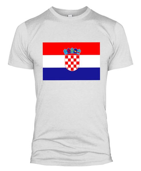 CROATIA FANSHIRT T-Shirt Herren S-XXL WM 2018 FUSSBALL FANARTIKEL