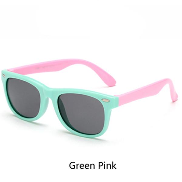 verde rosa