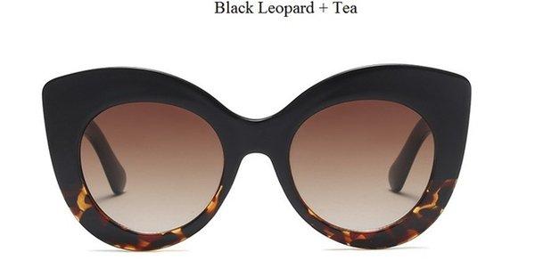 Té negro del leopardo