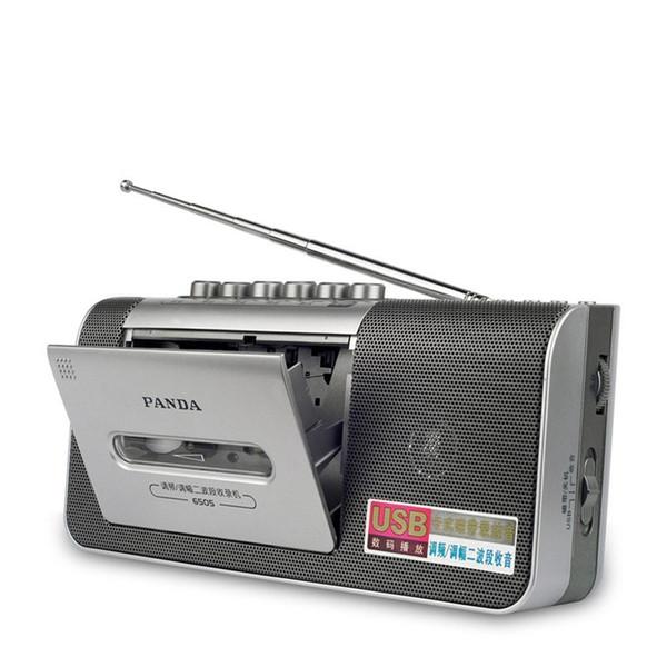Panda 6505 cassette player tape player U disk tape recorder MP3