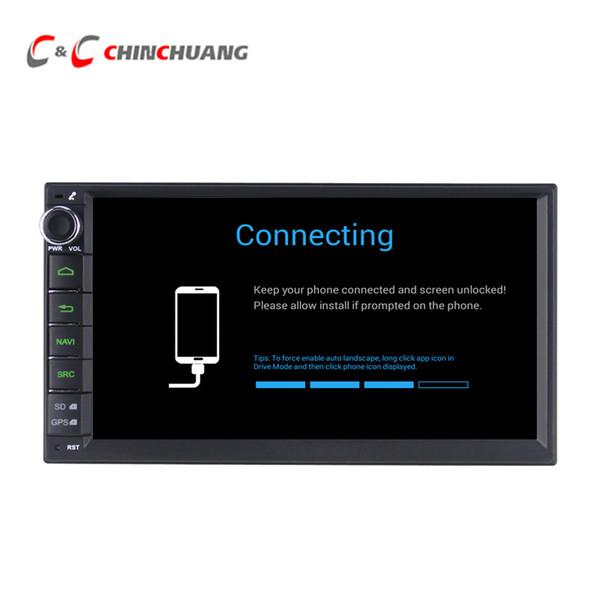 Lecteur DVD de voiture Android 6.0 pour OBD DAB + DVR 7