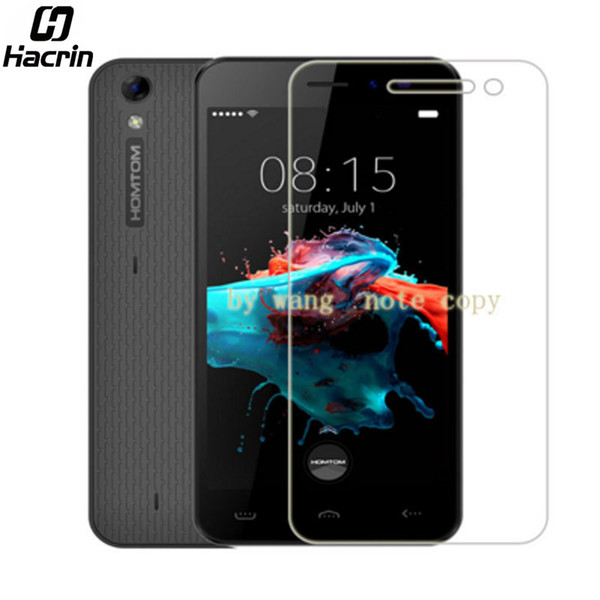 Homtom HT16 Tempered Glass 5.0inch 9H 2.5D Scratch Proof  Screen Protector Film For Homtom HT16 Pro Mobile phone