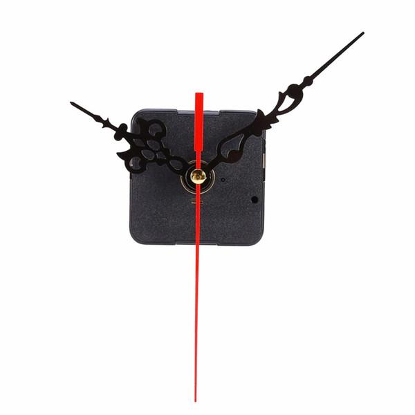 DIY Saat Mekanizması Kuvars Saat Hareketi Mekanik Kiti Mil Mekanizması El Setleri Ile Tamir Çapraz dikiş Hareketi Saat Aksesuarları