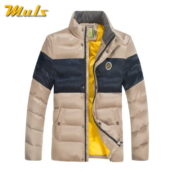 4Colors winter jacket coats men thicken male down parkas High quality Muls brand Cheap price outcoat Asian Size L-3XL MD001