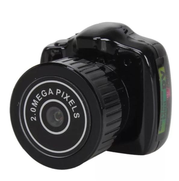 Y2000 HD Smallest Mini Camera Digital Photography Video Audio Recorder DVR DV Camcorder Portable Web Kamera Micro Camera