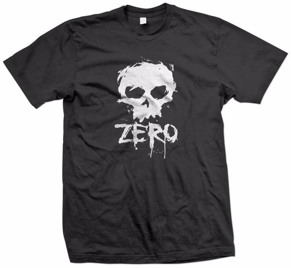 Zero Skateboard Logo Custom T Shirt Taglia S M L XL 2XL 3XL