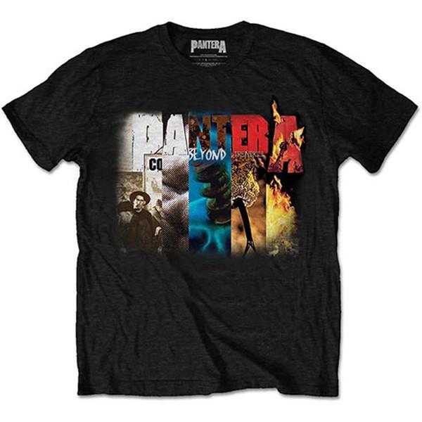 Pantera Альбомы Dimebag Даррелл Трэш-Метал Официальный Футболка Футболка Мужская Мужская