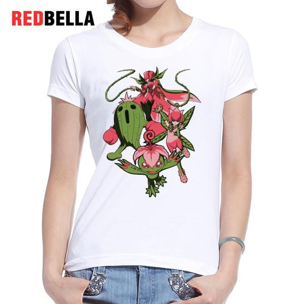 Compre T Das Mulheres Redbella 2017 Engracado Camiseta Mulheres