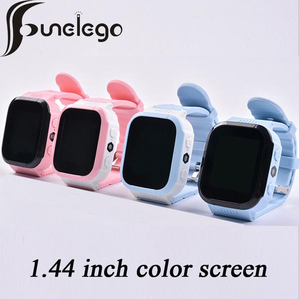 Funelego LBS Ttacker Baby Watch Keys Smart Watch For Kids With Remote Camera SIM Calls Wristwatch For Children Pk Q528 Q02