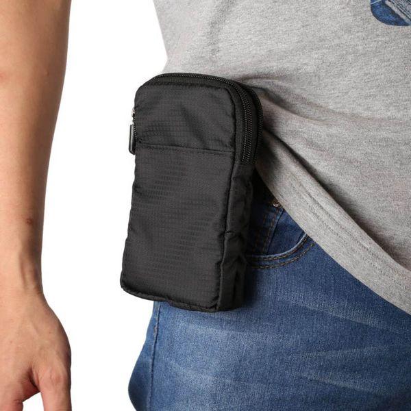 Universal Multi-Function Belt Clip Sport Bag Pouch Case for Acer Liquid Jade Z S57/Z6 Max/Z6 Plus/Zest Plus/Jade Primo/Z630/Z630S