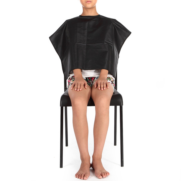 Professional Haircutting Capes Clothes Umbrella Hairdresser Apron Gown Hair Cut Waterproof Cloth Cape Barber Salon Aprons Wraps
