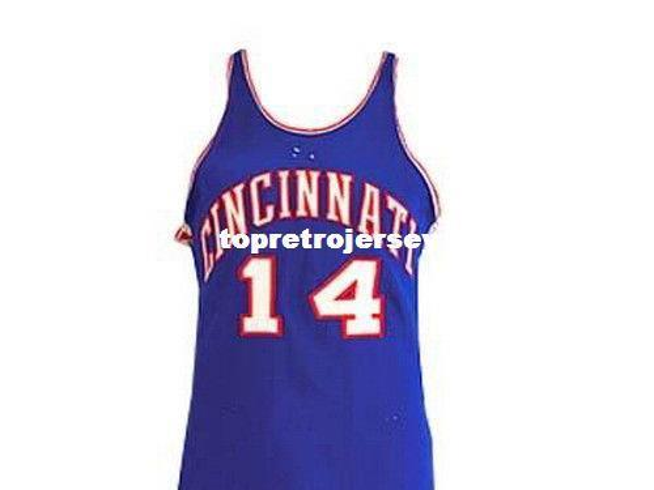 online retailer 79c3a 18c53 2019 Cheap Mens OSCAR ROBERTSON CINCINNATI ROYALS JERSEY BLUE NEW ANY SIZE  XS 5XL Retro Basketball Jerseys From Xiaocai0001, $20.96 | DHgate.Com