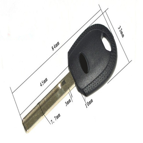 New Uncut Blade Transponder Car Key Case For Kia Key shell avaiable for TPX5/TPX4/TPX2/ID46/4D60 Chip
