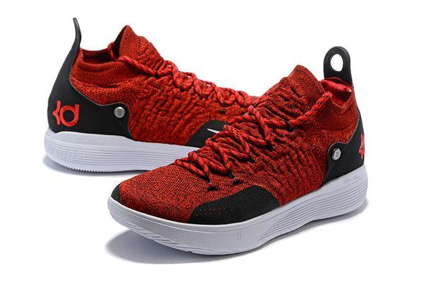 Cheap Black Light Purple Red Blue Nike Zoom KD11 Wholesale