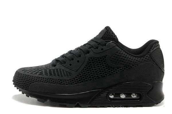 best cheap 127a2 6e0e4 Nike Air Max 90 Airmax Zapatos corrientes al por mayor Top nuevos zapatos  al aire libre
