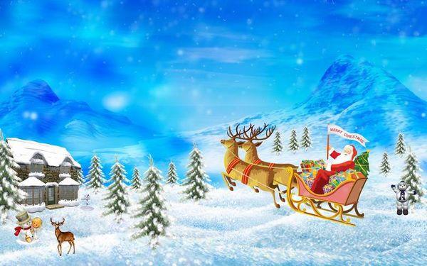 Feliz natal, tema