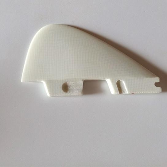 white color surf board samll fins middle fin FCs 2 base surfing fin bulk selling 2pcs a set
