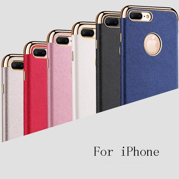 Mobile Phone Protection Case For iPhone X 6 7 plus TPU Full package Soft Shell Cell phone Pro Cover case Anti-dirty