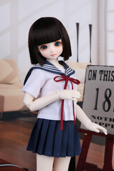 1/3 1/4 1/6 BJD Doll SD Clothes Fashion Style Toy Clothes Skirt +Shirt For Girls Baby Birthday Gift
