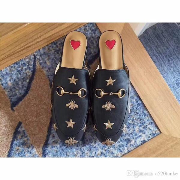 Compre Diseñador 2018 Nuevo Estilo Marca Mujeres Zapatillas De Diseñador Compre De 065200