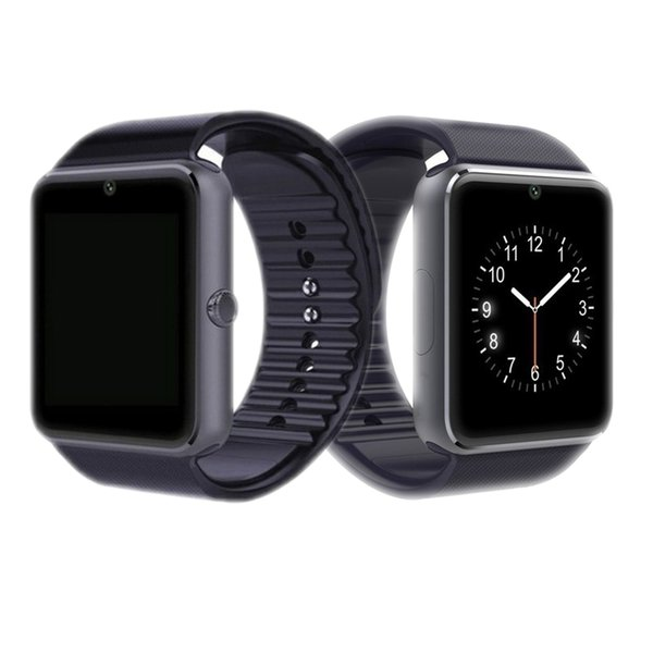 Bluetooth Smart Watch Watch for Apple Iphone GT08Plus IOS Android Phone Wear Support Synchronous Smart Clock SIM Card