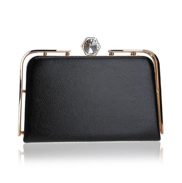 Luxy Moon NUEVO suede sólido embrague mujeres bolso de noche día embragues mini bolso monedero vintage cartera del banquete de boda bolsas al por mayor