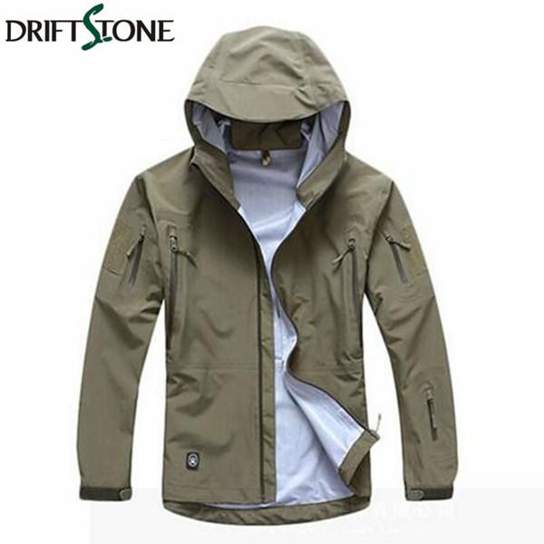 TAD GEAR Waterproof Jacket Military Coats Spectre Hardshell Breathable Jackets Men