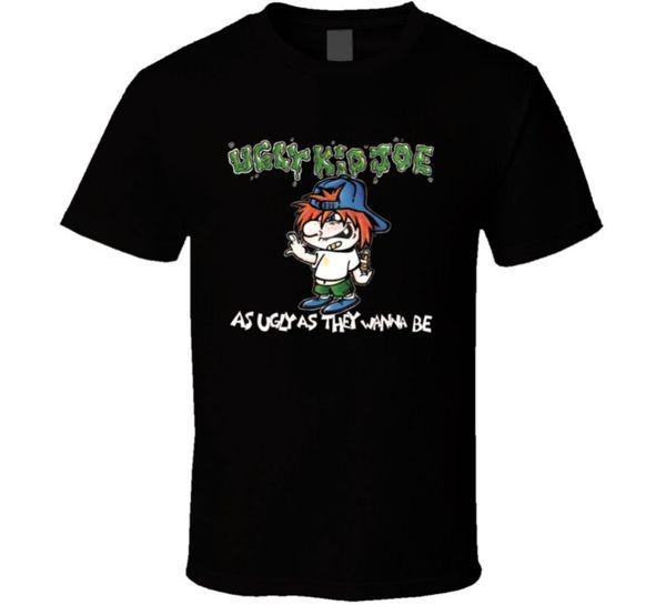 New Hot Sell Ugly Kid Joe T Shirt Fashion Men T Shirt Clothing Printed Cotton Man o Neck Top