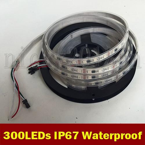 300LEDs IP67 Waterproof