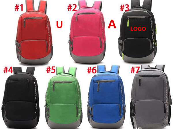 best selling Duffel Bags Storm 1 Hustle School Backpacks Sports Rucksack Gym Sport storm 1 back packs Travelling Bag 35L Big capacity 7 Colors Brand bags