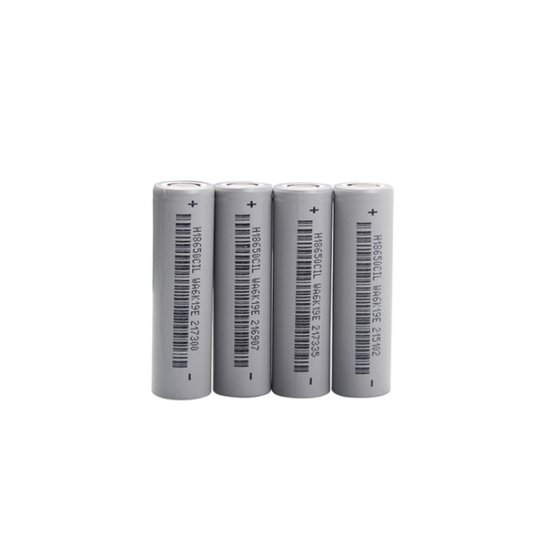 battery manufacturers Top brand BAK H18650CIL 3.7V 2400mAh 18650 li-ion battery rechargeable battery for camera