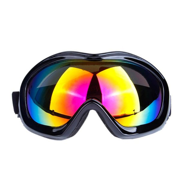 New Single Layer Ski Goggles Professional Skiing Snowboard Mask UV Ski Goggles for Men Snowboarding Anti-fog Cycling