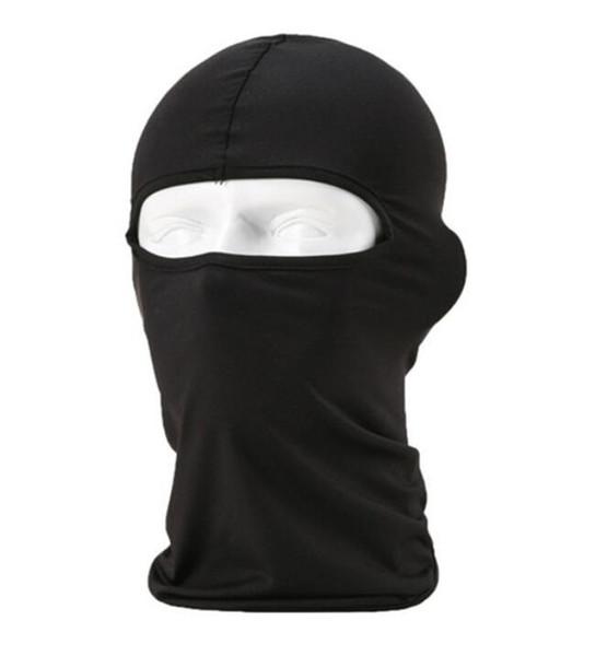 New Winter Lycra Motorcycle Balaclava Hood Police Bike Wind Cap Ski Stopper Face Neck Mask Windproof Hat Free Shipping