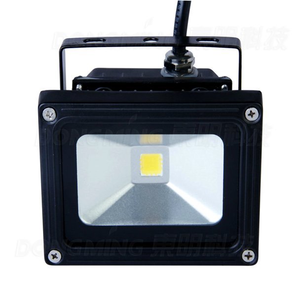HOT SALE lowest price 4pcs dimmable led flood light 12V cool white IP65 900LM RGB 10w led spotlight bulbs outdoor
