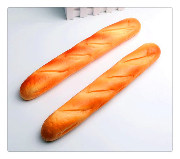 The simulation model of PU twist bread Teddy Squishy fake food decoration Home Furnishing cabinet Decor photography props