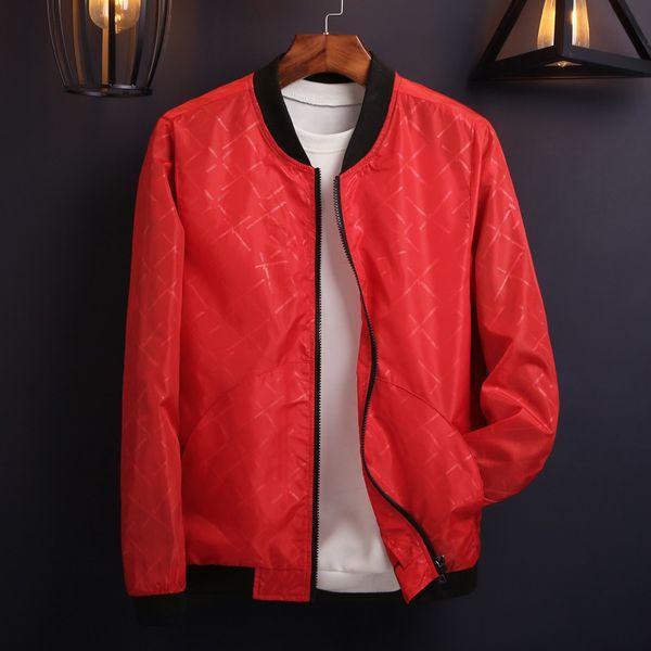 Section Col mince Veste Homme Slim Version coréenne de la tendance des hommes occasionnels manteau de couleur unie modèles d'explosion 5669