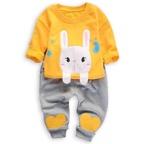 Juegos de ropa para bebés 2018 Nueva primavera otoño niños ropa deportiva  casual trajes niños niños 1b950368a00d