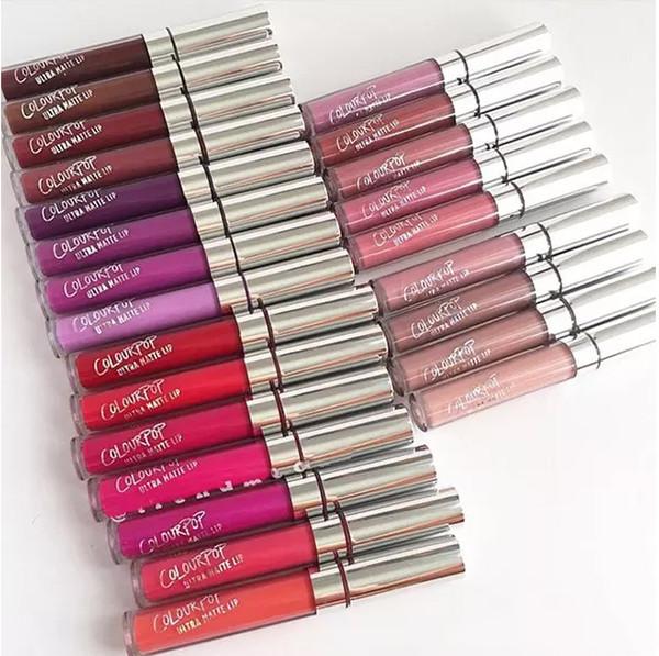 Colourpop Lip Gloss ULTRA MATTE LIQUID LIPSTICKS Various colors Long Lasting lips Colour pop 15Colors free shipping