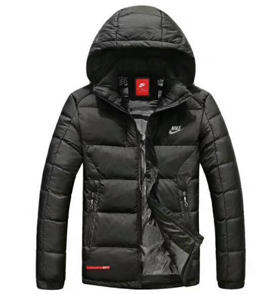 Acheter NIKE Nouvelle Mode Vente Chaude Nouvelle Conception Hommes Bas Veste D'hiver De $36.55 Du Darke | DHgate.Com