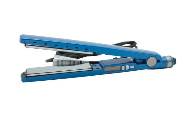 PRO 450F 1 1/4 plate Titanium Hair Straightener Straightening Irons Flat Iron Hair Curler DHL/Fedex Freeshipping