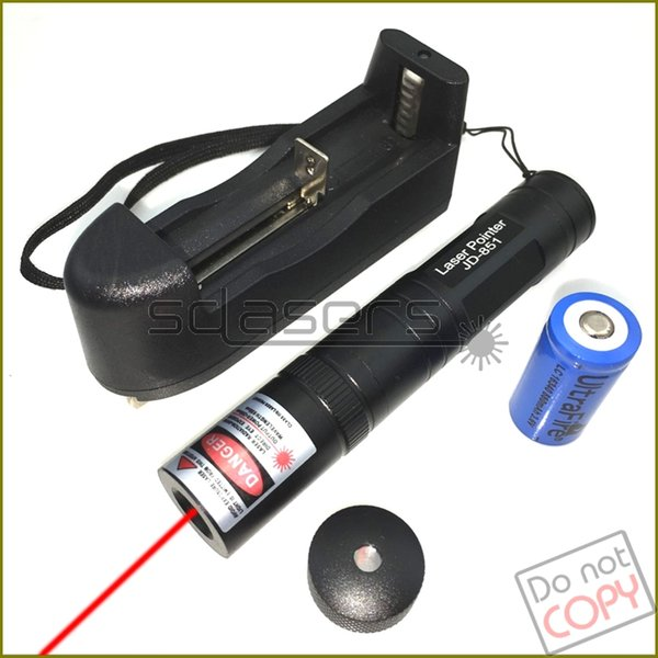SDLasers S2BR Fixed Focus 650nm Red Laser Pointer Laser Torch