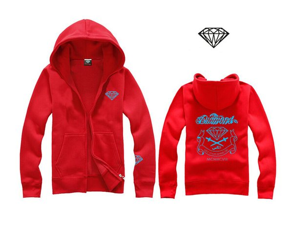 Diamond Sweatshirt Spring Lover Matching Couple Diamond Supply Co Hoodie Plus 3XL Diamond Crewneck Sweatshirts Hoodies H11