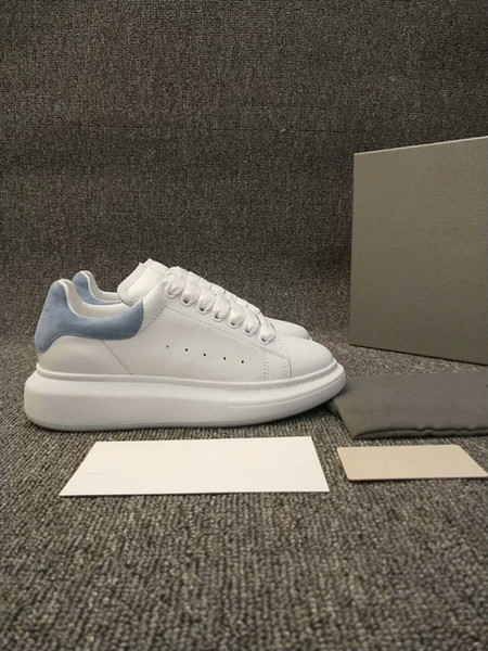 New Luxury Brand women designer sneakers casual shoes with top quality dress shoes genuine leather lace up running shoes for sale fk1805010