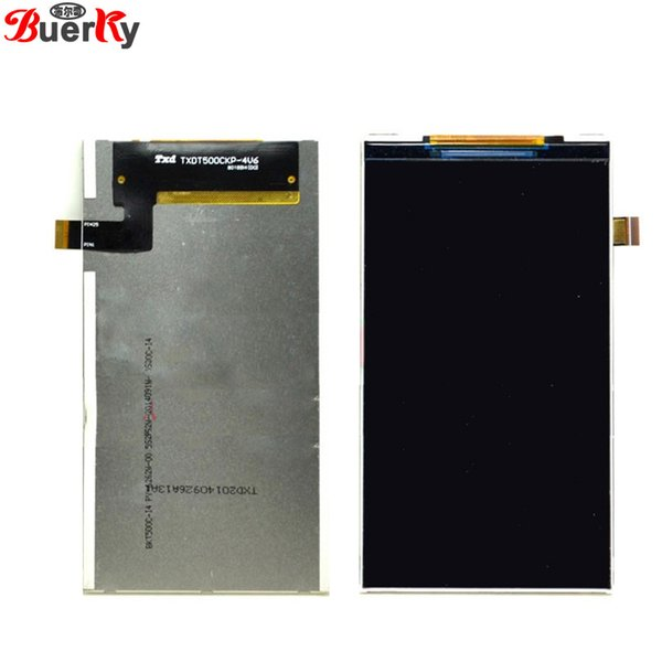 5pcs LCD Screen For M4tel M4 SS1070 LCD Display Monitor Glass Digitizer sensor Replacement free shipping