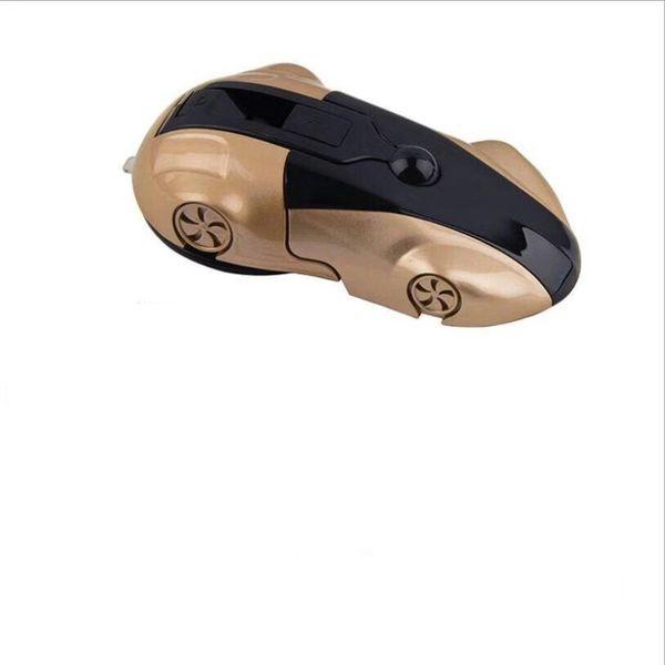 Montagem Magnética Do Telefone Do Carro Criativo Sports Car Modelos Telefone Mount Titular Dash / Janela, Titular Do Telefone Móvel Magnético Do Carro De Esportes De Ouro