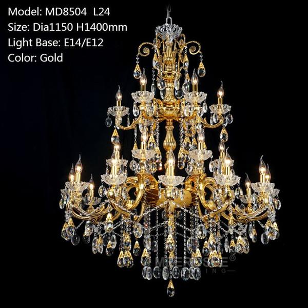 Gold color D1150mm H1400mm L24
