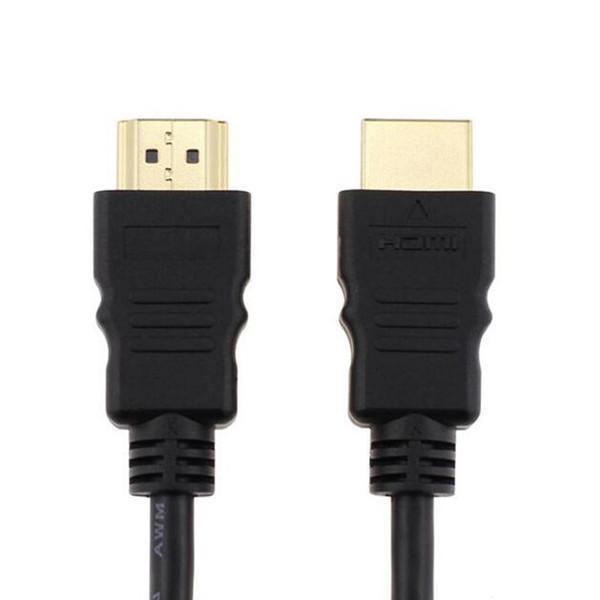 1m HDMI Kabel Stecker auf Stecker HDMI Splitter 1M 1080P 3D für HD TV LCD Laptop PS4 Xbox Projektor Computer