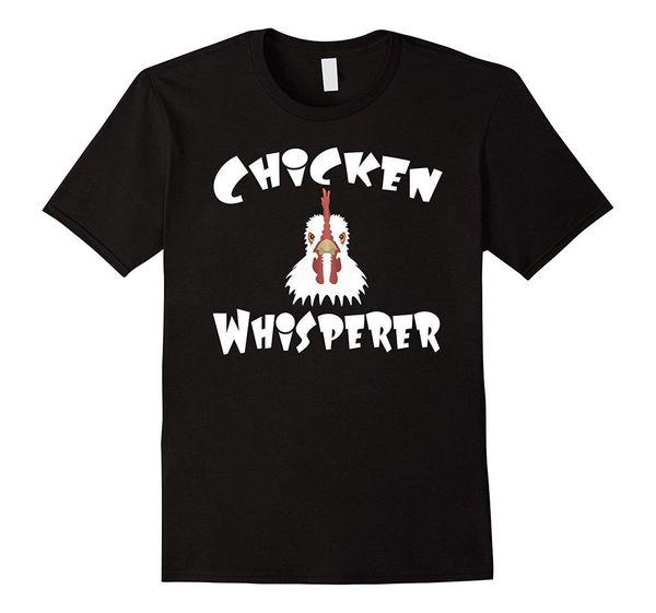 T-Shirt Animal Whisperer di pollo